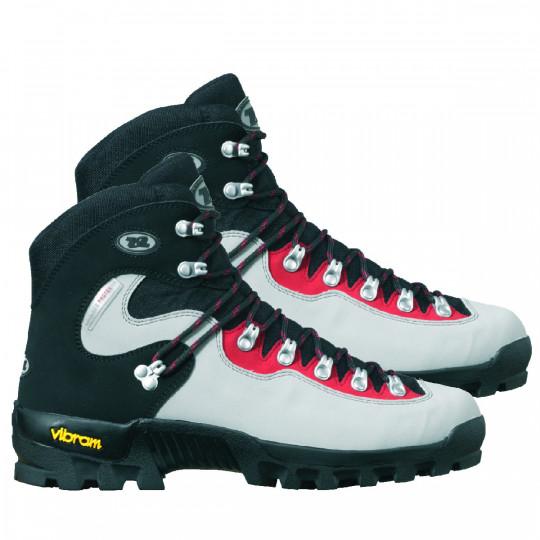 Chaussures chaudes unisexe pour raquettes à neige JURA noir-gris TSL Outdoor
