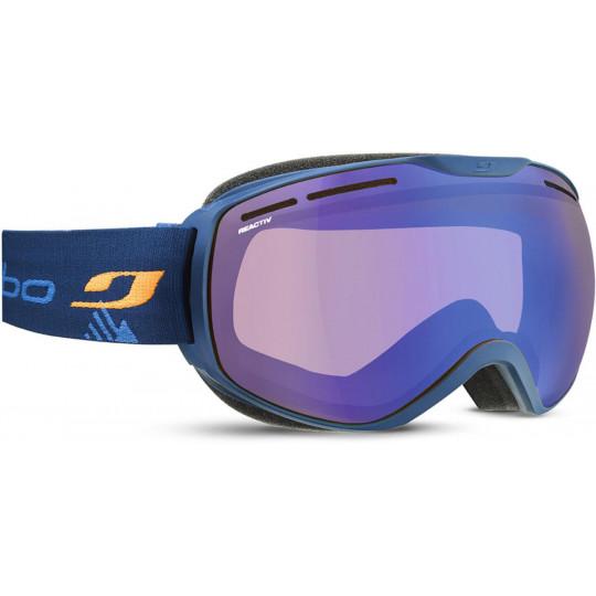 vente de sortie belle et charmante prix spécial pour Masque de ski FUSION bleu CAT 1-3 Performance Julbo