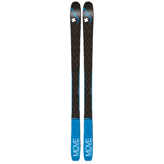 Ski de rando SESSION 85 bleu Movement 2020
