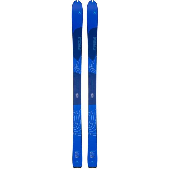 Ski de rando femme VERTICAL 82 WOMAN bleu Dynastar 2021