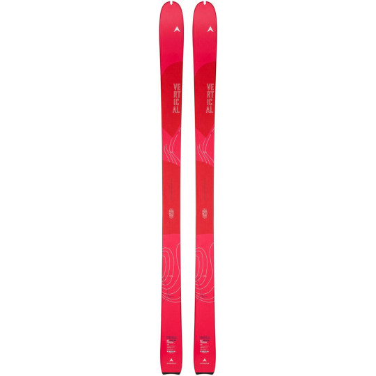 Ski de rando femme VERTICAL 82 PRO CARBON WOMAN framboise Dynastar 2020