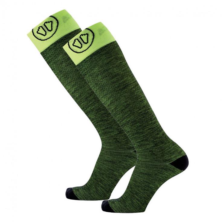 Chaussettes de ski ULTRAFIT ULV green Sidas