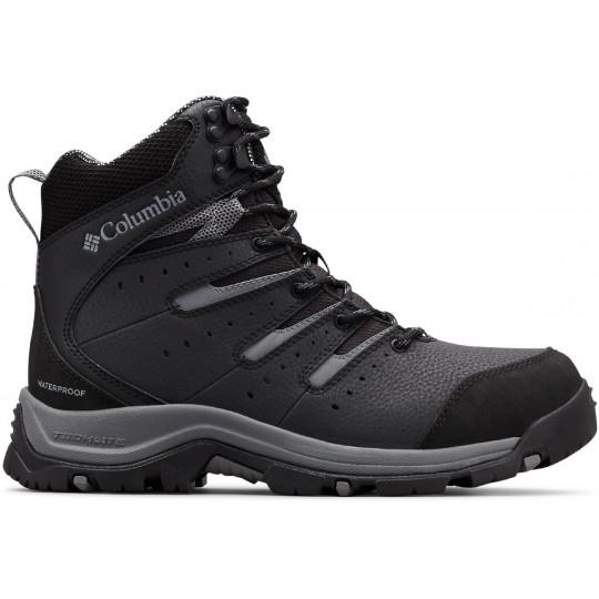 Chaussures chaudes homme GUNNISON II OMNI HEAT noir -32 Columbia