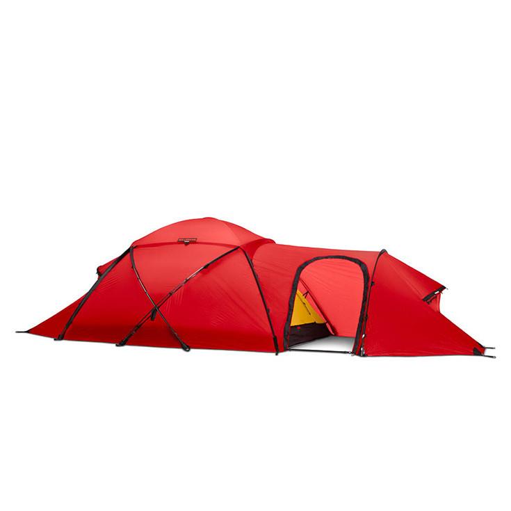 Tente de randonnée SAITARIS 4 red HILLEBERG