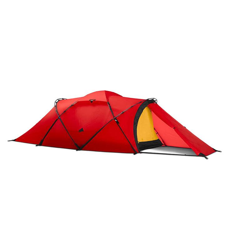Tente de randonnée TARRA 2 red HILLEBERG