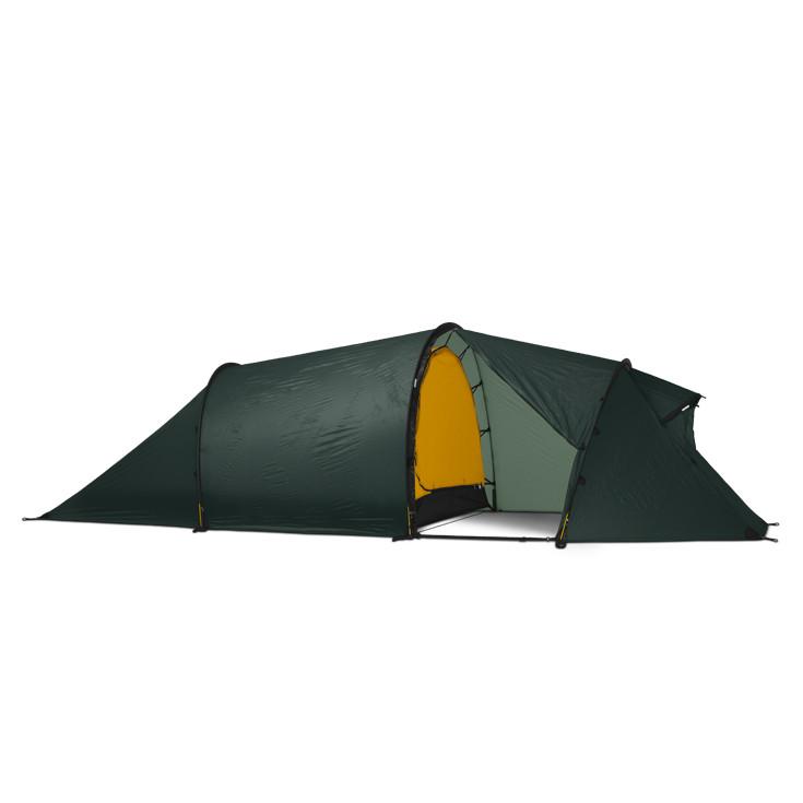 Tente de randonnée NALLO 2 GT green HILLEBERG