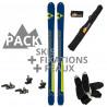 Pack ski de rando X-TREME 82 Fischer 2020