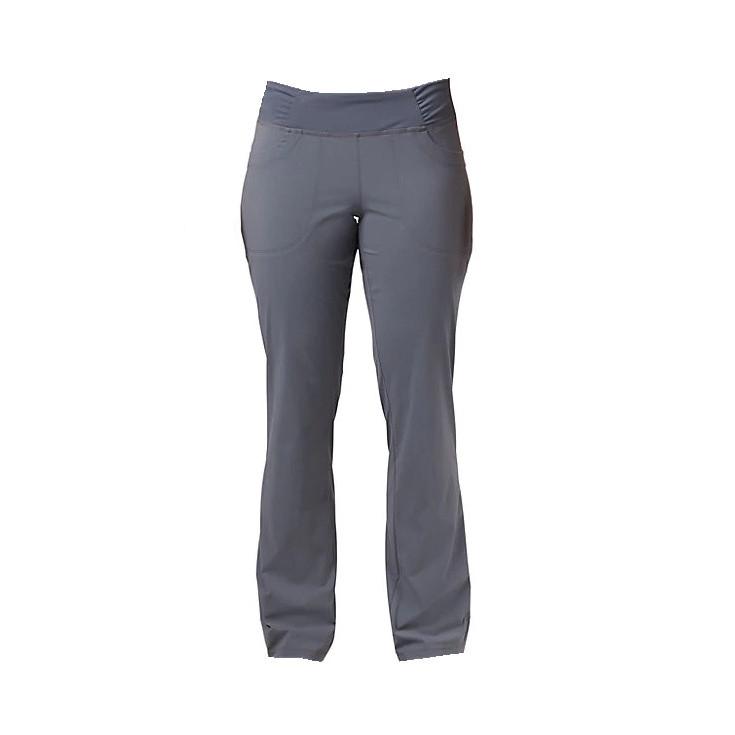 Pantalon respirant femme DYNAMA PANT gris Mountain Hardwear