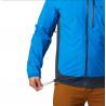 Veste imperméable homme 2.5L STRETCH OZONIC JACKET Altitude Blue Mountain Hardwear
