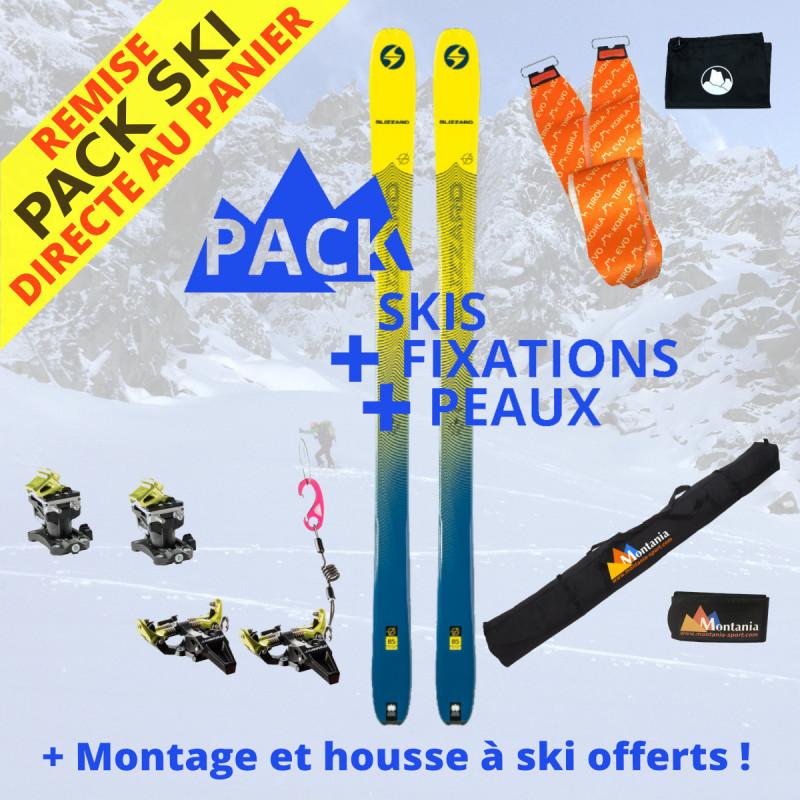 Achat Fixations Ski Rando: Remise -5% Supplémentaire Pour Achat Pack Ski De Rando