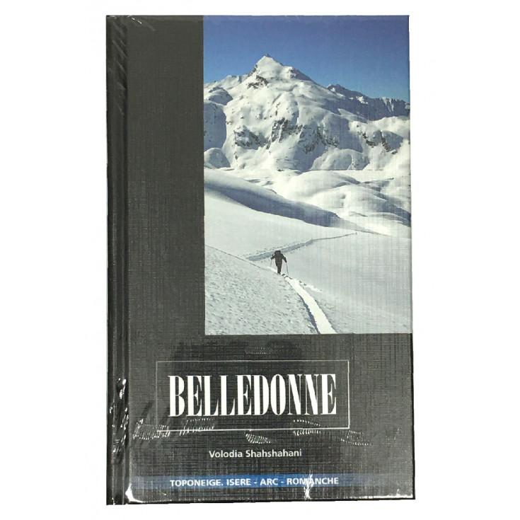 Livre Toponeige Ski de Rando Belledonne - Editions Volopress 2020