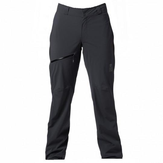 Surpantalon imperméable femme 2.5L STRETCH OZONIC PANT dark-storm Mountain Hardwear