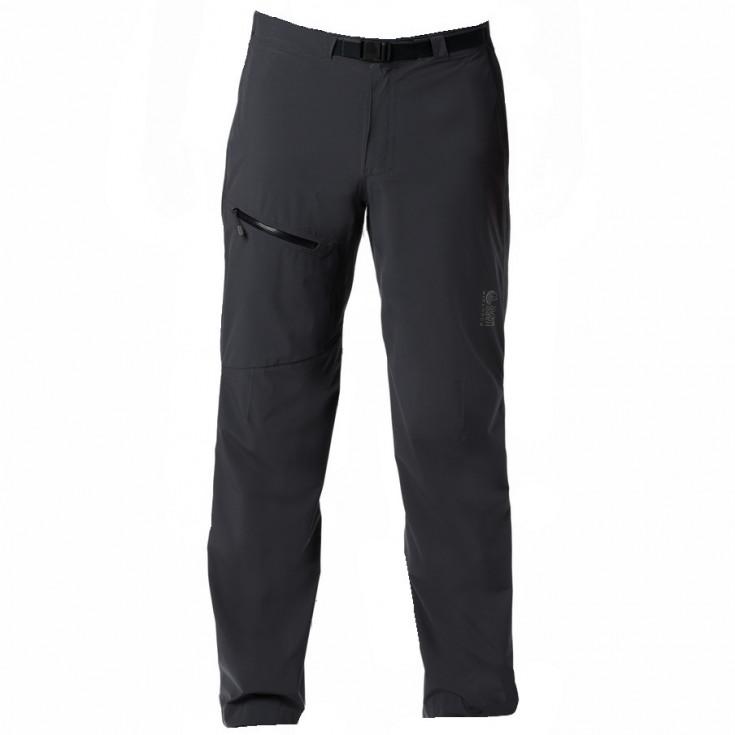 Surpantalon imperméable 2.5L STRETCH OZONIC PANT dark-storm Mountain Hardwear