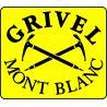 Bâtons monobrin ski TRAIL ONE Grivel