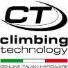 Mousqueton à vis Aerial Pro SG Bleu Climbing Technology