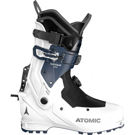 Chaussure ski de rando femme BACKLAND PRO WOMEN white-blue Atomic 2022