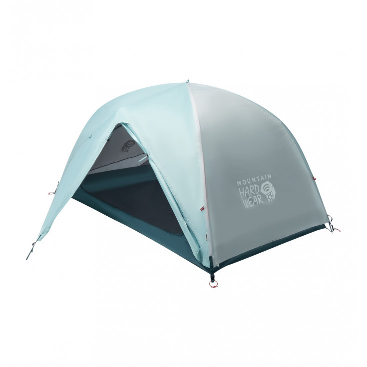 Tente de randonnée MINERAL KING 2 + FOOTPRINT grey-ice Mountain Hardwear