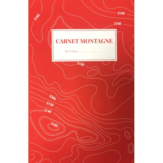 Carnet de Montagne - Cahier de courses - Les Dirtbags 2021