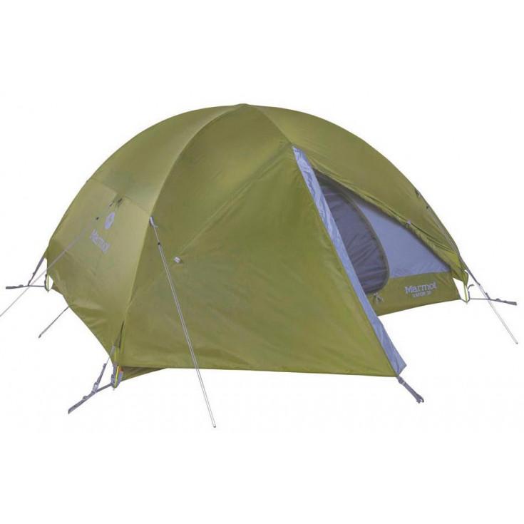 Tente de randonnée VAPOR 3P Moss Marmot Equipment