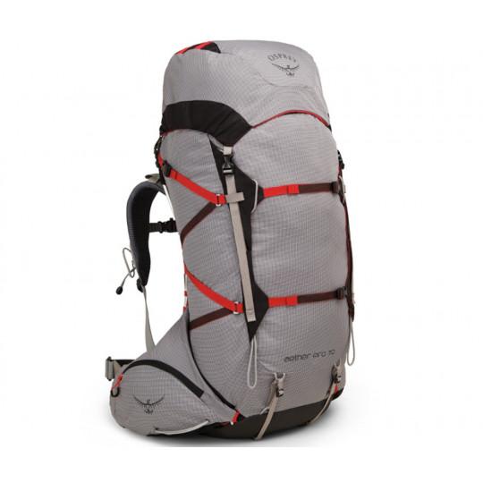 Sac à dos trekking AETHER PRO 70 Kelper-Grey Osprey Packs