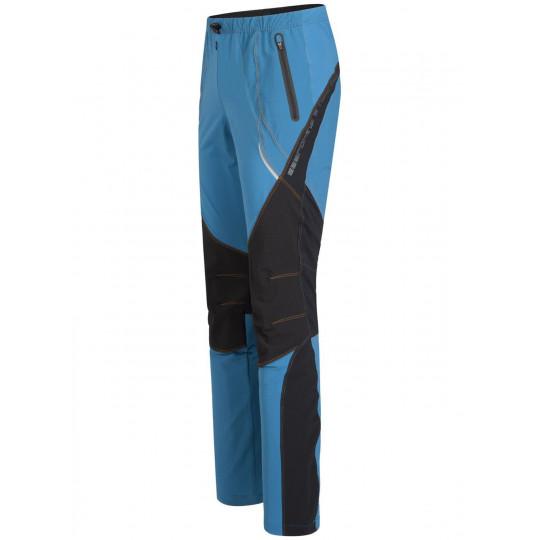 Pantalon Softshell FREE K PANTS blu-ottanio Montura