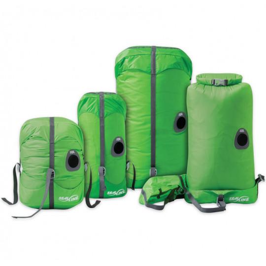Sac de compression étanche BLOCKERLITE DRY 10L vert SealLine