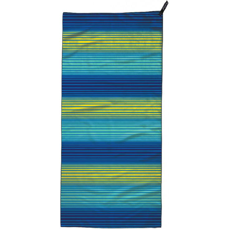 Serviette microfibre PERSONAL mains M coast-lines Packtowl