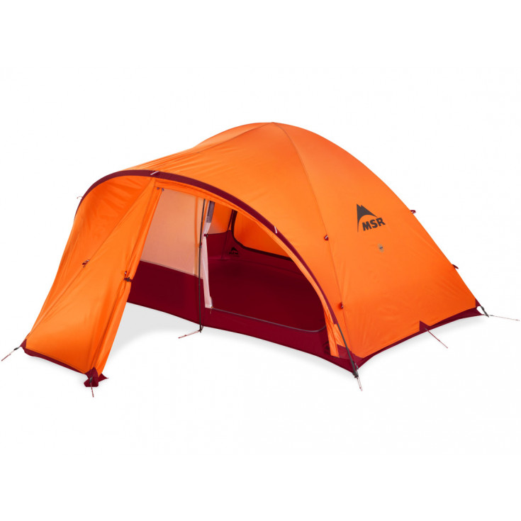 Tente 4 saisons Haute Montagne REMOTE 2 orange MSR GEAR EUROPE