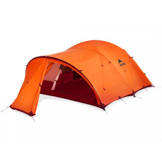 Tente 4 saisons Haute Montagne REMOTE 3 orange MSR GEAR EUROPE