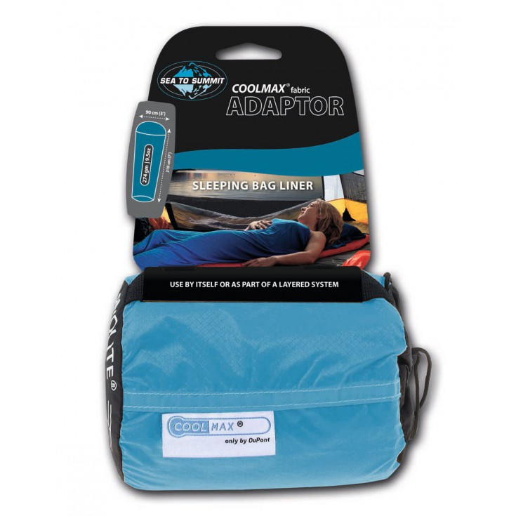 Drap de sac Coolmax Adaptator Standard SeaToSummit