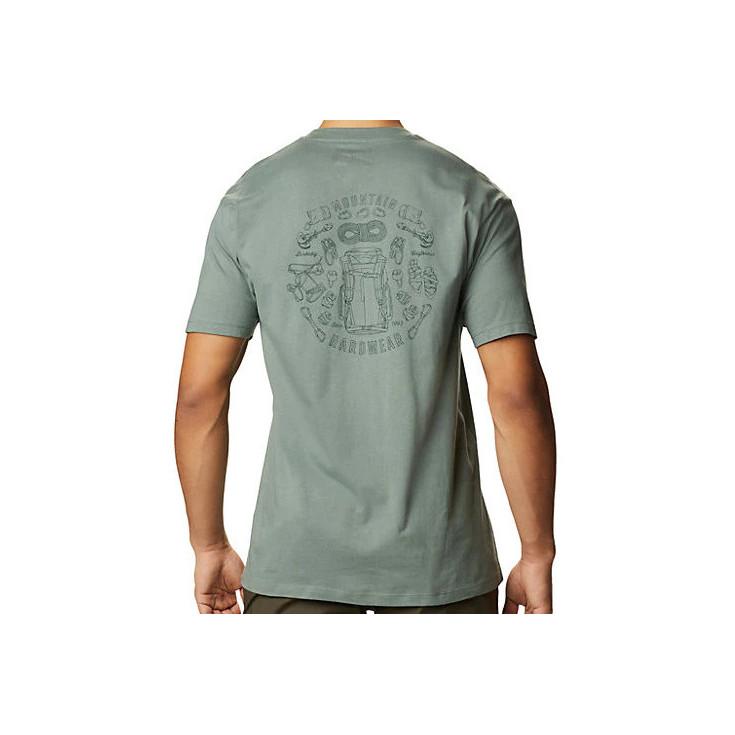 Tee-shirt homme MHW GEAR avocat Mountain Hardwear 2020