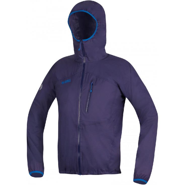 Veste imperméable légère CYCLONE 3L Jacket indigo-blue Directalpine