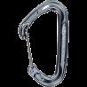 Mousqueton FLY-WEIGHT EVO gris Climbing Technology