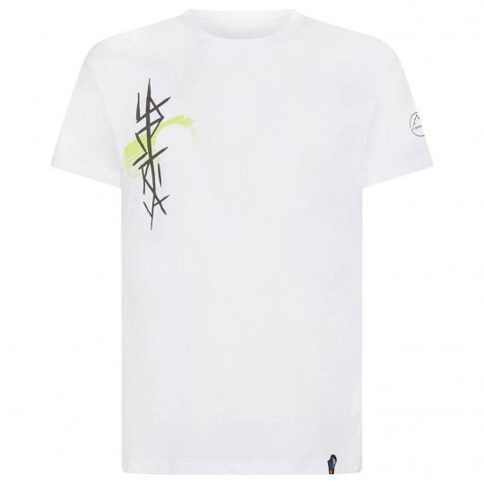 Tee-shirt coton bio SOL T-SHIRT white La Sportiva