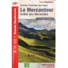Livre TopoGuides GTA LE MERCANTOUR - VALLEE DES MERVEILLES - FFRandonnée