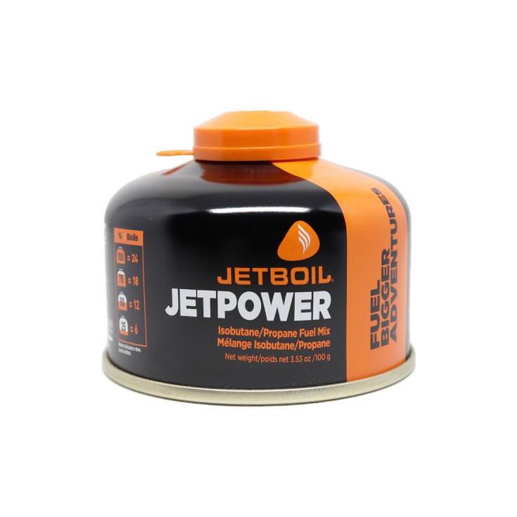 Cartouche de Gaz JETPOWER 100g Jetboil