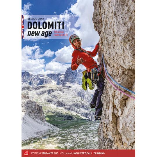 Livre Topo Escalade dans les Dolomites - DOLOMITI NEW AGE - Versante Sud - English