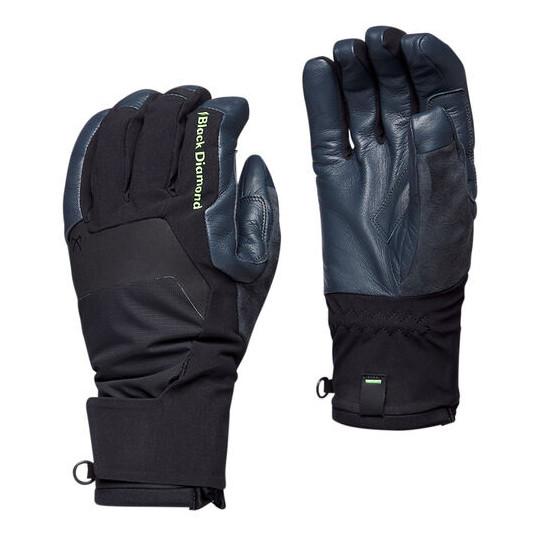 Gants de ski PUNISHER noir Black Diamond 2021