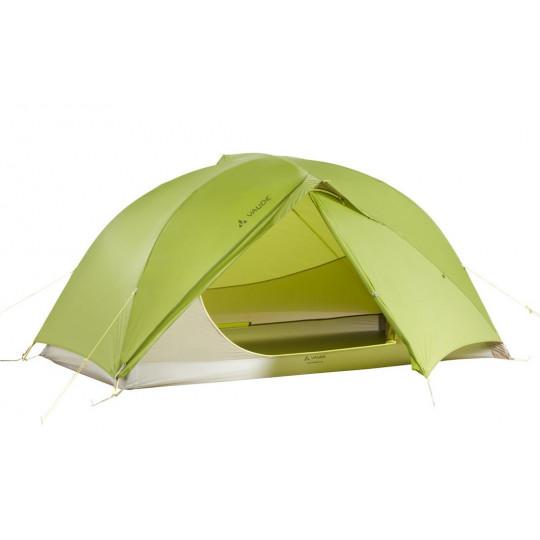 Tente de randonnée légère SPACE SEAMLESS 1-2P cress green Vaude