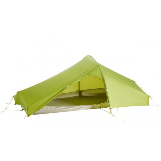 Tente de randonnée légère LIZARD SEAMLESS 1-2P cress green Vaude