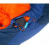 Sac de couchage synthétique spoon FORTE 35 REG eternal-blue -1°C Nemo Equipment 2020
