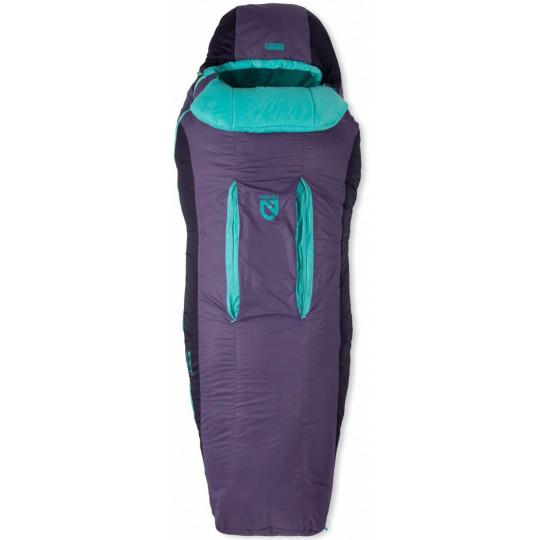 Sac de couchage synthétique spoon femme FORTE 20 WOMAN violet -7°C Nemo Equipment 2020