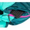 Sac de couchage synthétique spoon femme FORTE 35 WOMAN vert -0°C Nemo Equipment 2020
