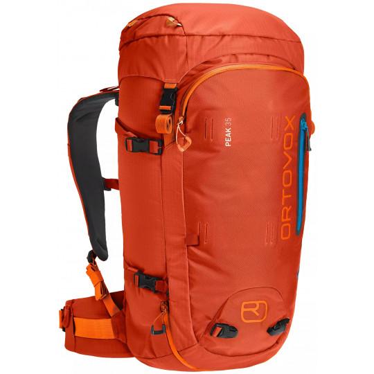 Sac à dos ski PEAK 35 orange Ortovox