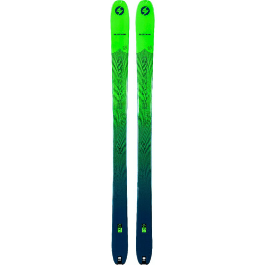 Ski de rando ZERO G 95 (FLAT) green-blue Blizzard 2021