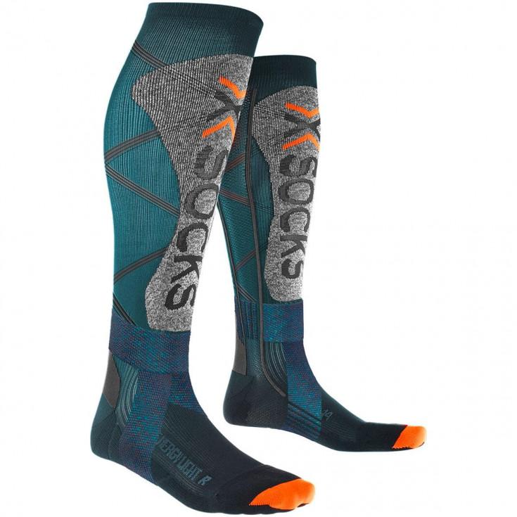 Chaussettes compression SKI ENERGIZER LIGHT 4.0 X-Socks