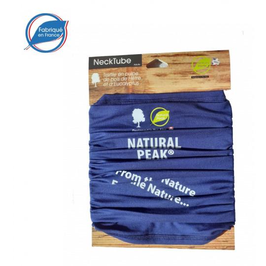 Tour de cou en fibre de bois 240 ADULTE bleu Natural Peak