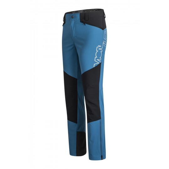 Pantalon Softshell CHROME PANTS bleu Montura