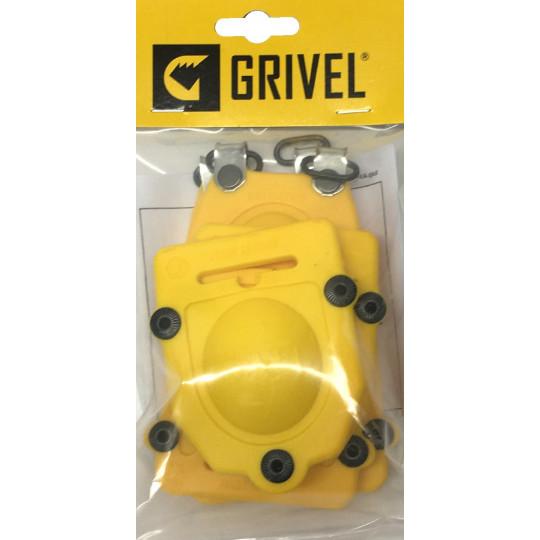 Antibottes des anciens crampons G12 (OLD) jaune Grivel