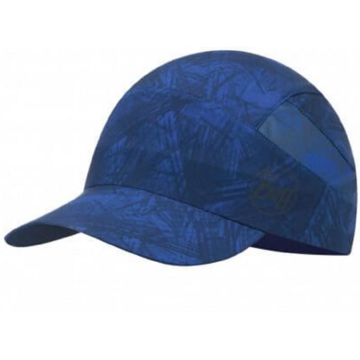Casquette compactable PACK TREK CAP hashtag-cape-blue Buff